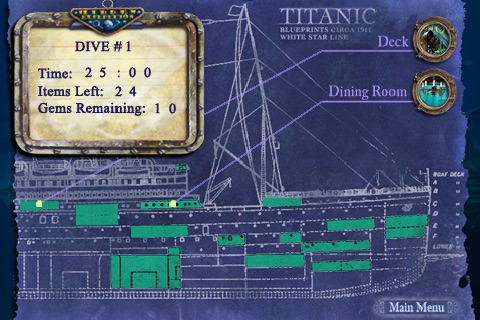 Titanic: Hidden Expedition