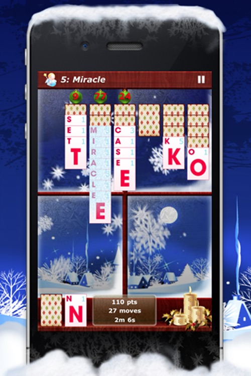 Word Solitaire: Holiday
