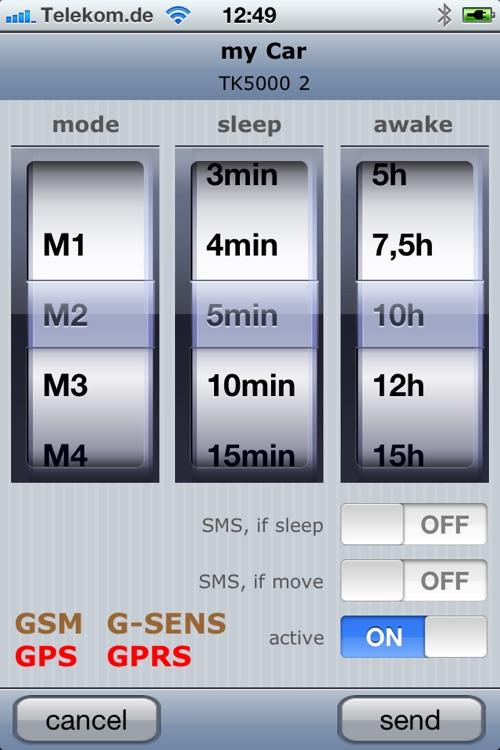 GPS-TRACKER screenshot-3