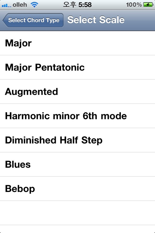 Jazz Scale screenshot-3