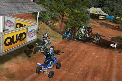 2XL ATV Offroad Lite screenshot-2