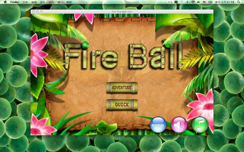 Fire Ball momentanément gratuit sur le Mac App Store-capture-2