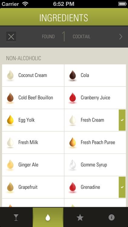 The Cocktail App screenshot-4