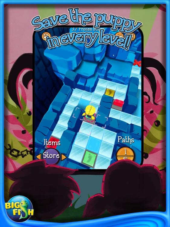 Kaia's Quest HD screenshot-3