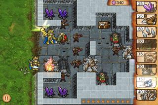 Tiny Heroes Screenshot 1