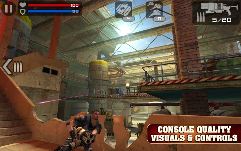 Frontline Commando Screenshot