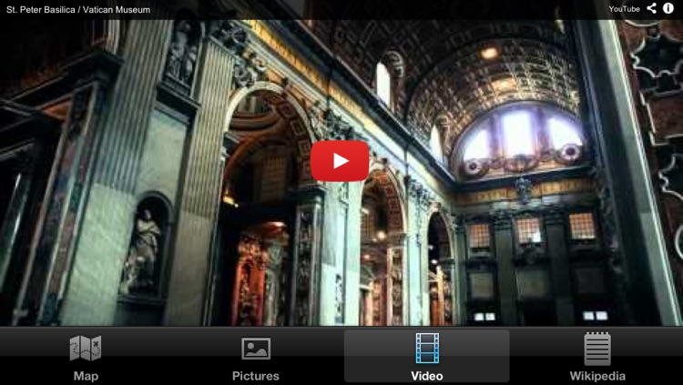 Vatican City : Top 10 Tourist Attractions - Travel Guide of Best Things to See screenshot-0