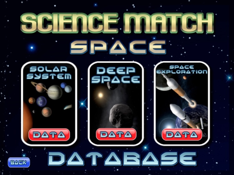 Science Match Space