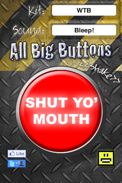 All Big Button by RFAM Group LLC