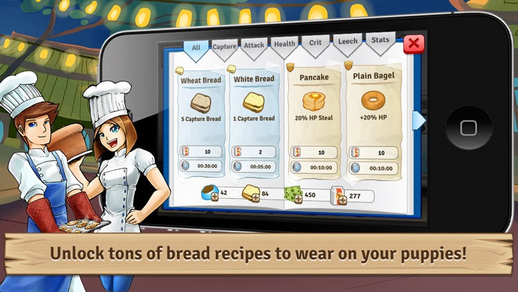 Bread Puppies screenshot-4
