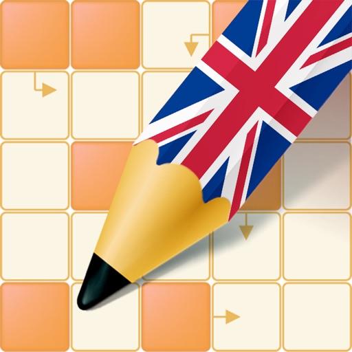 クロスワードパズルで英語を学ぶ