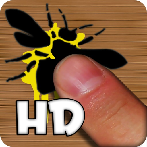 Smash these Bees HD icon
