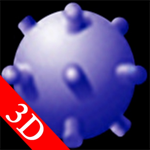 3D Minesweeper Classic HD icon