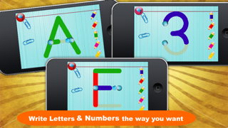 ABC Letter Toy – Letters & Numbers Handwriting Game for Kids screenshot two