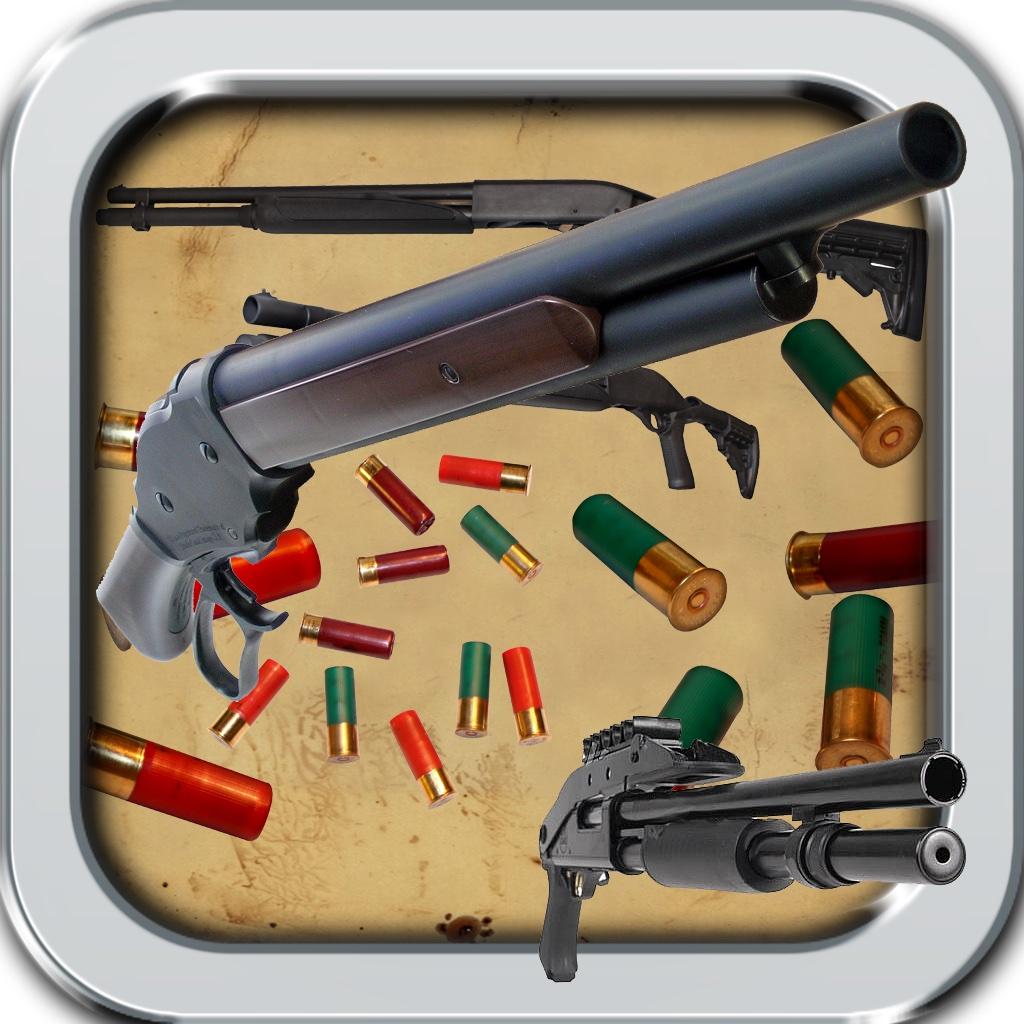 Shotgun Builder 3D Free - Build and Shoot Zombies