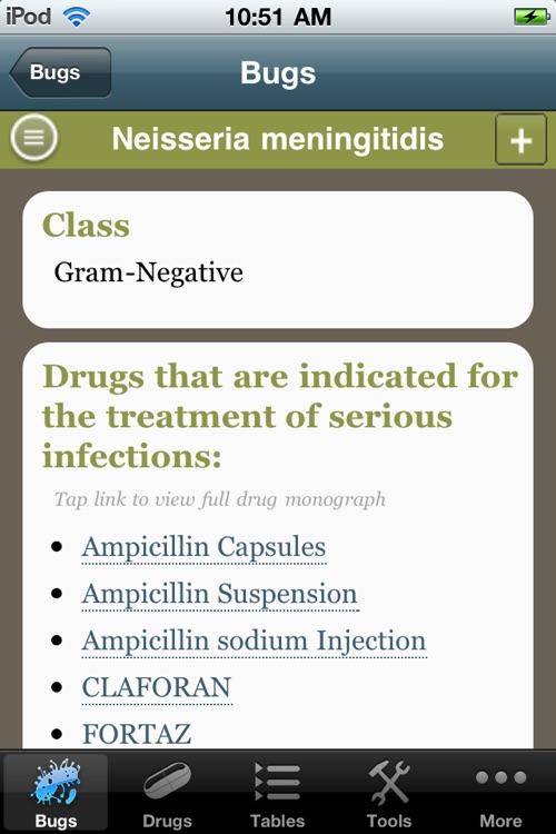 Drugs & Bugs screenshot-4