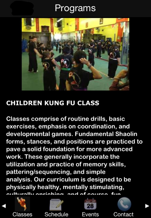 U.S. Shaolin Kung Fu screenshot-3
