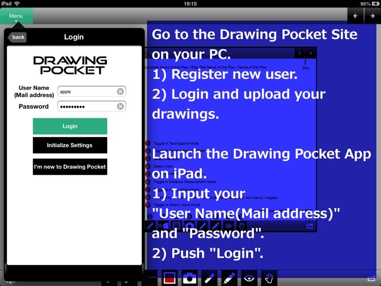 Drawing Pocket
