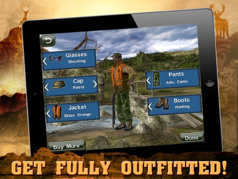 Deer Hunter Challenge Скриншоты10