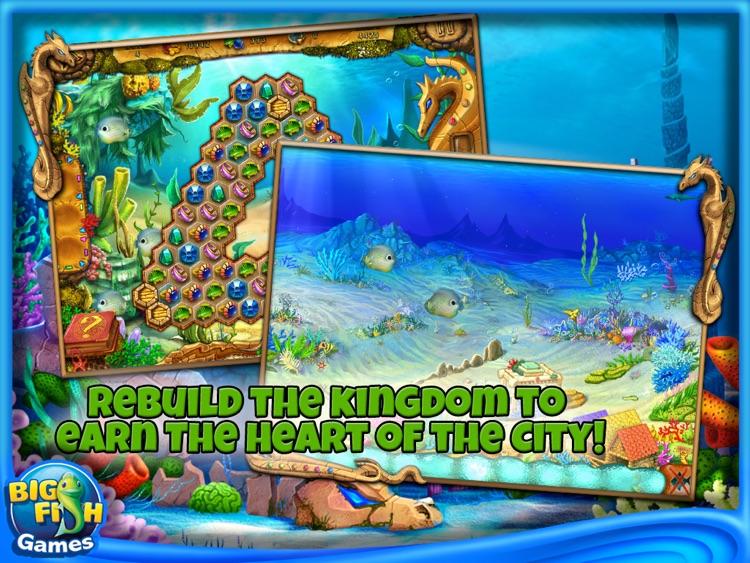 Lost in Reefs HD (Full) screenshot-4