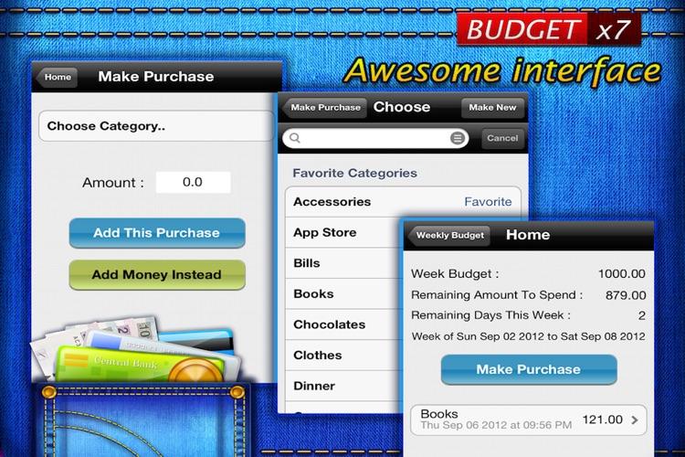Budget x7 Lite screenshot-3