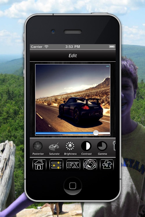 Photo Effects HD Lite screenshot-3