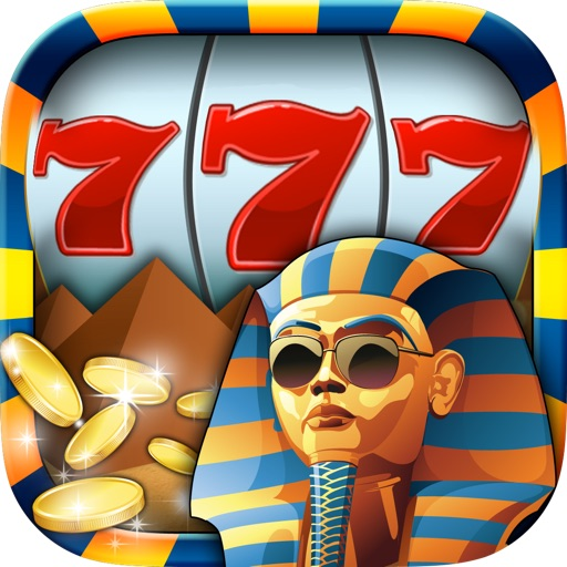 Slots: Double Down Egyptian Slot Machine icon
