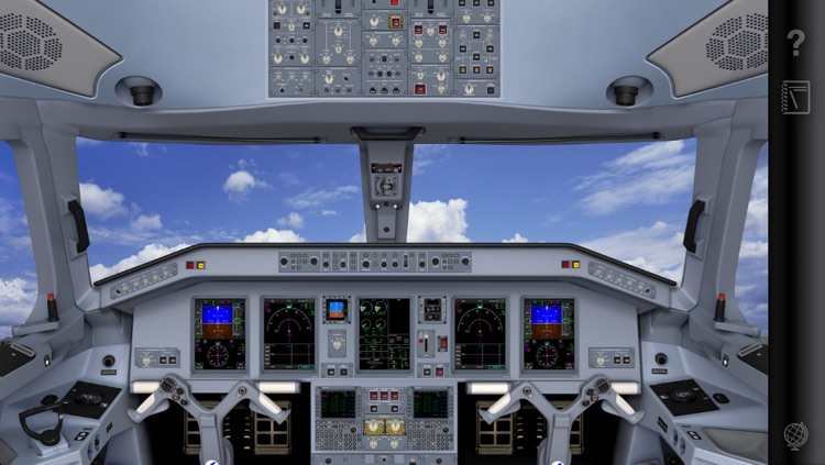 Aerosim Checkride E190 screenshot-4