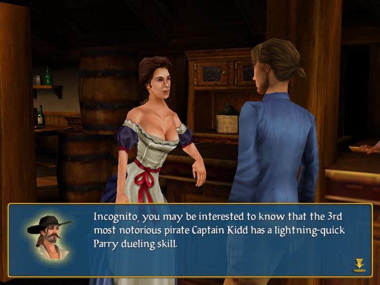 Sid Meier's Pirates! for iPad screenshot-4