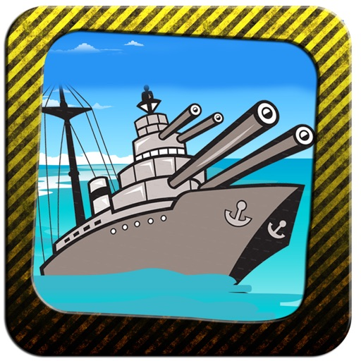A Battleship Naval Boat Manoeuvres Free Game icon