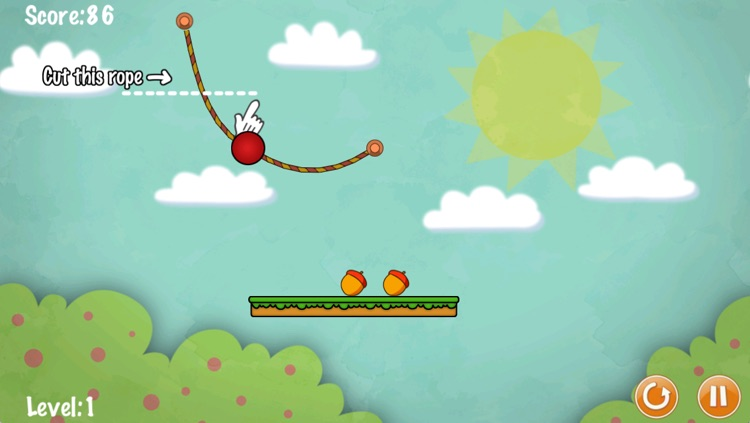 Nuts Physics Lite screenshot-1