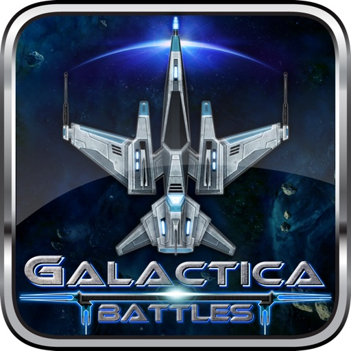 Galactica Battles - Spaceship War