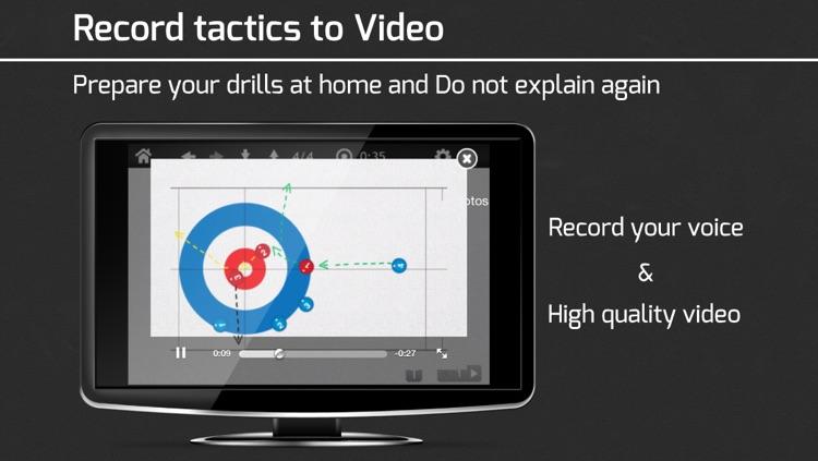 CoachNote Tennis & Badminton, Squash,Table Tennis : Sports Coach's Interactive Whiteboard screenshot-4