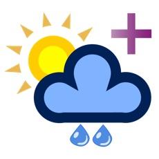 一款超级棒的天气预告mac软件 for mac
