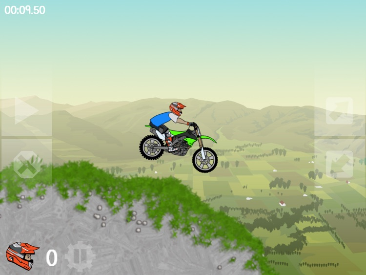 Moto X Mayhem for iPad! screenshot-1
