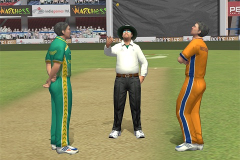 Cricket WorldCup Fever screenshot-4