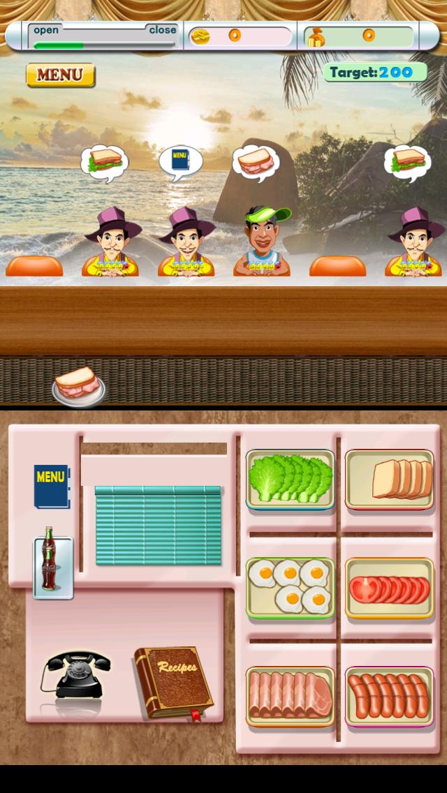 点击获取Sandwiches Maker Free - Cooking Games Time Management : the Best ingredients making Fun Game for Kids and girls - Cool Funny 3D meal serving puzzle App - Top Addictive Sandwich cookery Apps