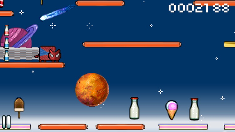 8bit Nyan Cat: Lost In Space screenshot-3