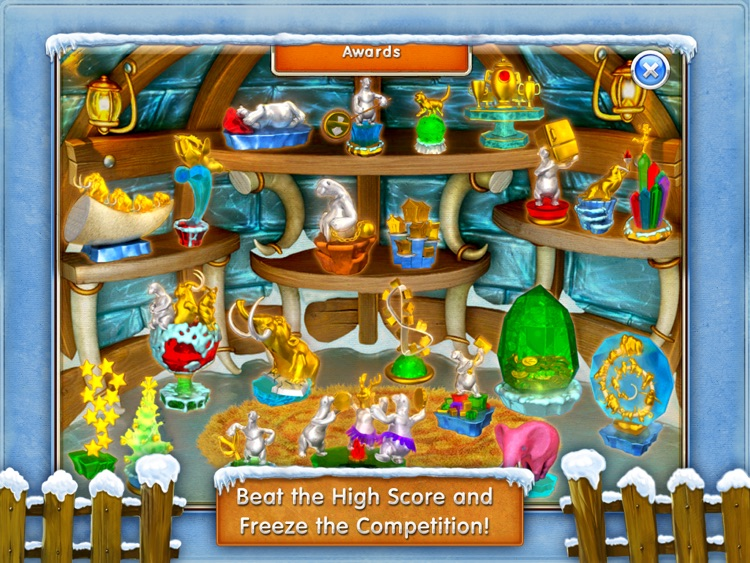 Farm Frenzy 3 – Ice Domain HD screenshot-4