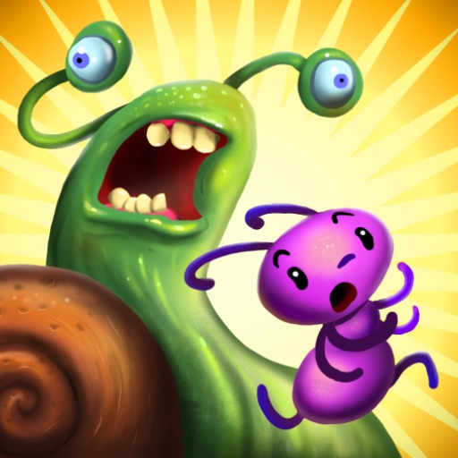 Ant Raid for iPhone