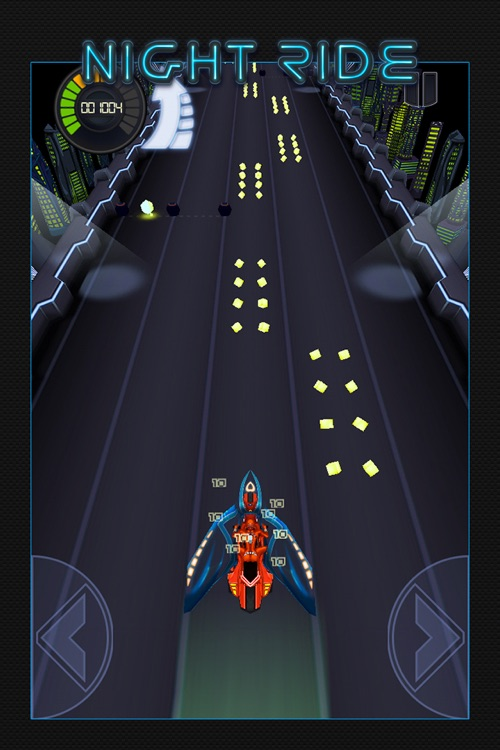 Night Ride - Free screenshot-3