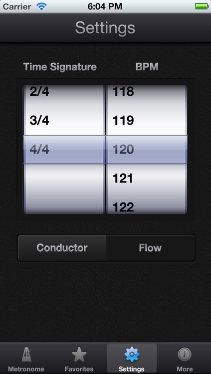Visual Metronome Pro screenshot-2