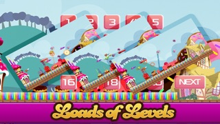 Candy Land Defense - Fun Castle of Fortune Shooting Game FREE-2