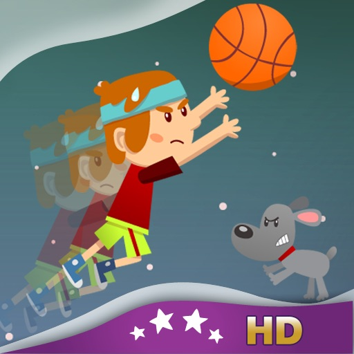 #1 Basketball Fan HD - Children's Story Book