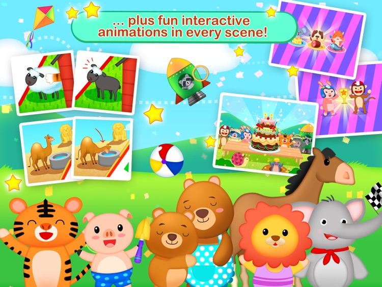Toddler Maze 123 - Fun learning with Children animated puzzle game screenshot-4