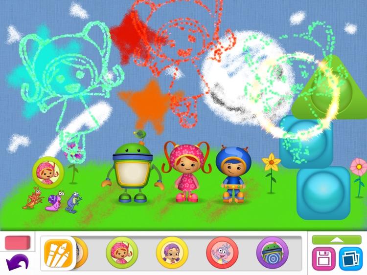 Nick Jr. Malen & Spielen HD screenshot-3