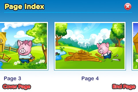 Three Little Pigs StoryChimes screenshot-3