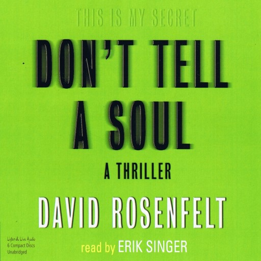 Don't Tell A Soul (Audiobook)