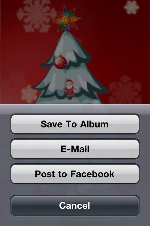 make christmas tree! screenshot-4