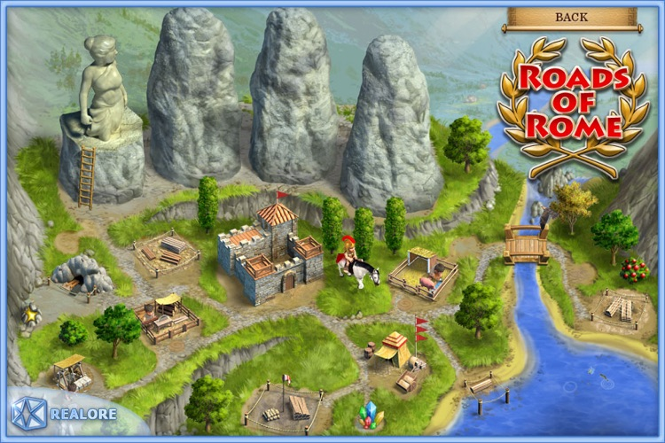 Roads of Rome screenshot-0